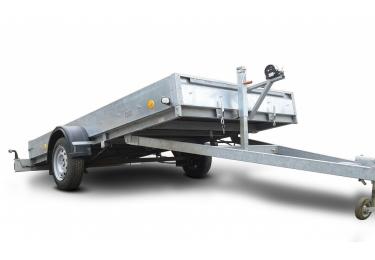 Прицеп Трейлер Модель 829470 Исполнение 4,1х1,9 рес+ ПосадПрицеп