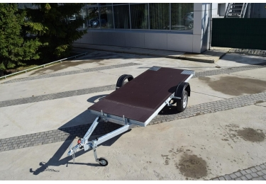 Прицеп Трейлер Модель 8294Р0 Платформа  3,5х1,5 рес