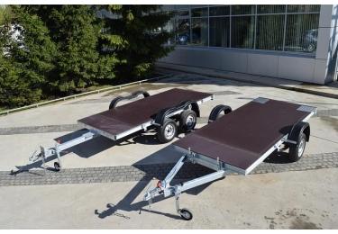Прицеп Трейлер Модель 8294Р0 Платформа  двухосная 3,5х1,5 рес